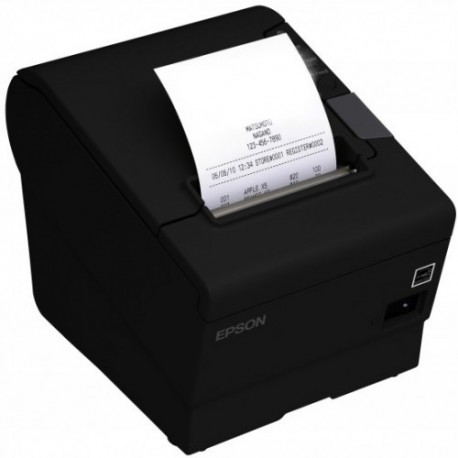 Impresora fiscal EPSON TM-T88-IV Negra
